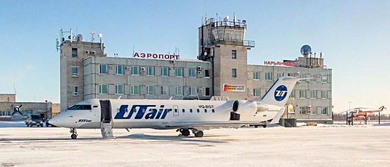 аэропорт Нарьян Мар